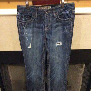 Women's Buckle BKE Starlite Crop Capri Jeans
